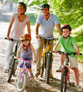 Jolly Dimaro Mountain Bike per famiglie