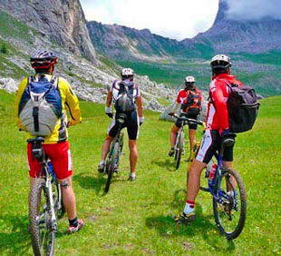 Jolly Dimaro Mountain Bike sulle Dolomiti